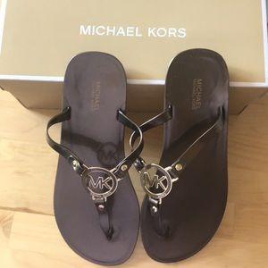 Michael Kors MK Jelly PVC sandals